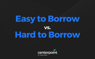 Easy to Borrow vs. Hard to Borrow Stocks