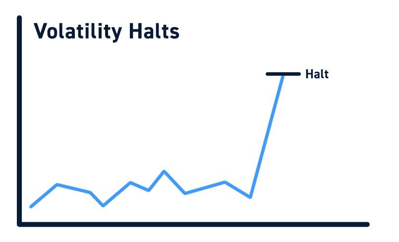 Volatility Halts