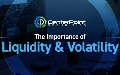 The Importance of Liquidity and Volatility for Traders