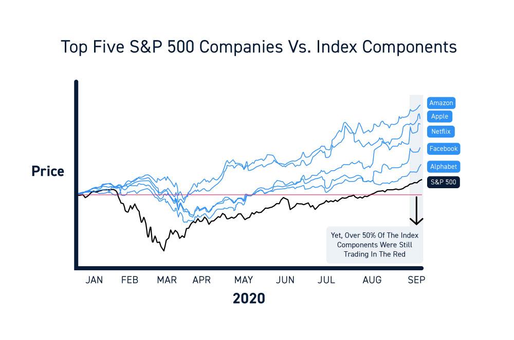 Top Five S&P 500 Companies